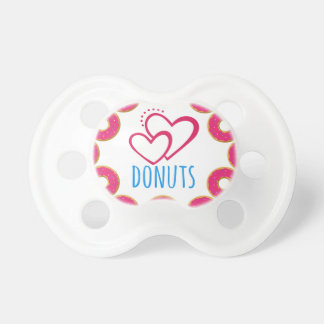 I love donuts poster. dummy