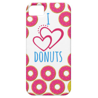 I love donuts poster. iPhone 5 cover