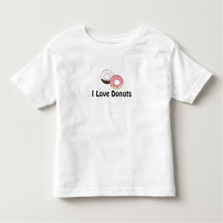 I Love Donuts Toddler T-Shirt