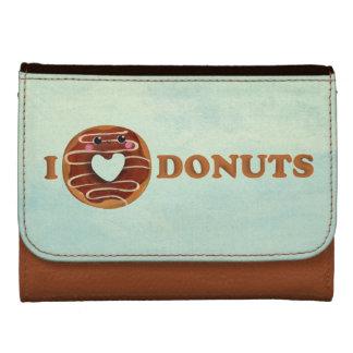 I love Donuts Wallet