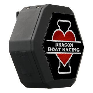 I Love Dragon Boat Racing Black Boombot Rex Bluetooth Speaker