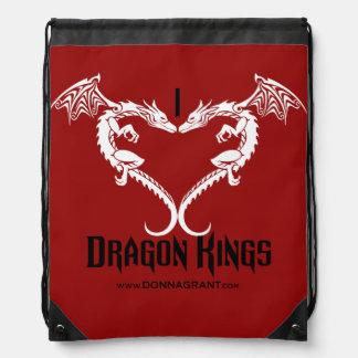 I Love Dragon Kings bag