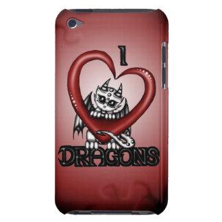I love Dragons iPod Case-Mate Case