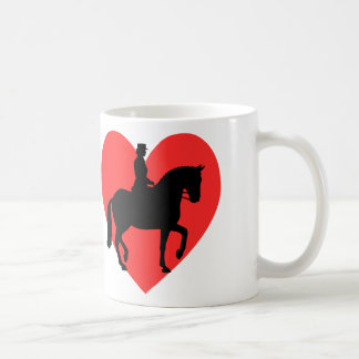 I Love Dressage Coffee Mug