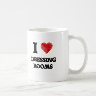 I love Dressing Rooms Coffee Mug