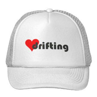 I Love Drifting Hat