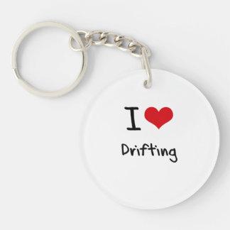 I Love Drifting Acrylic Key Chains
