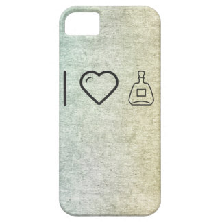 I Love Drink Liquors iPhone 5 Cover