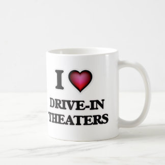 I love Drive-In Theaters Coffee Mug