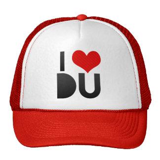 I Love DU Trucker Hat