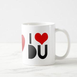 I Love DU Mug