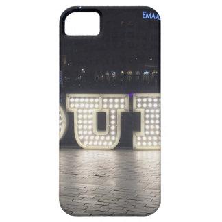 I Love Dubai Barely There iPhone 5 Case