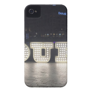 I Love Dubai iPhone 4 Cover
