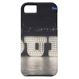 I Love Dubai Tough iPhone 5 Case