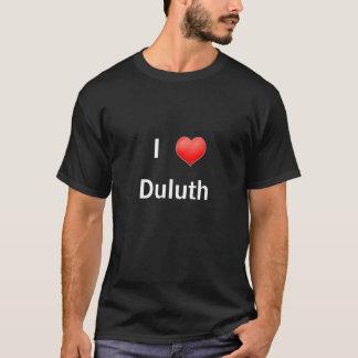 I Love Duluth T-Shirt