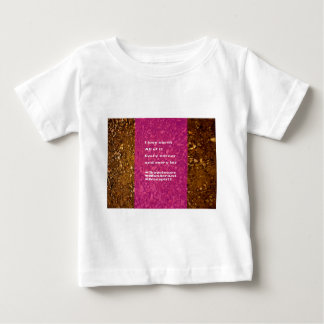 I love earth, every bit... baby T-Shirt