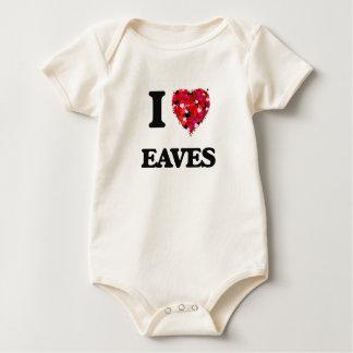 I love EAVES Baby Bodysuits