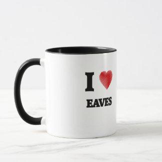 I love EAVES Mug