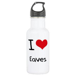 I love Eaves 532 Ml Water Bottle
