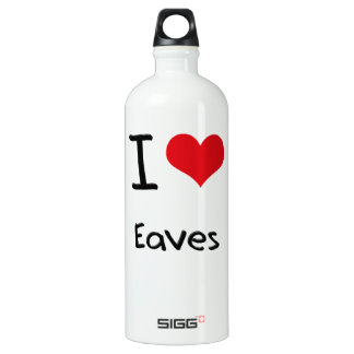I love Eaves SIGG Traveller 1.0L Water Bottle