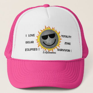 I Love Eclipse Hat