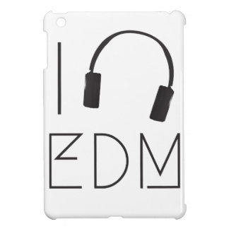I love EDM iPad Mini Cases