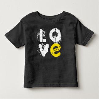 I Love Edmonton Baby Tshirt