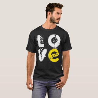 I Love Edmonton Tshirt