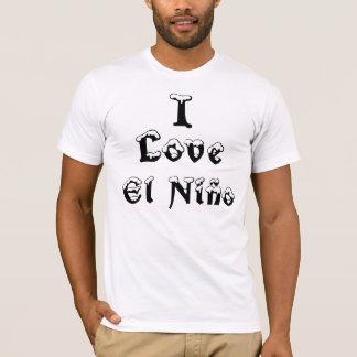 I Love El Niño T-Shirt