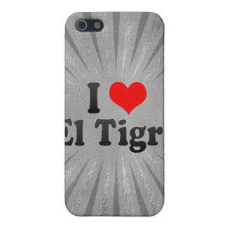 I Love El Tigre Venezuela Cover For iPhone 5
