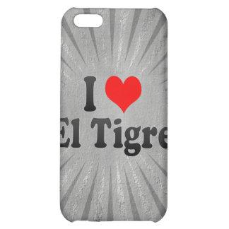 I Love El Tigre Venezuela iPhone 5C Cover
