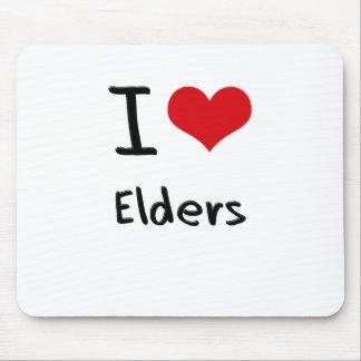 I love Elders Mousepad