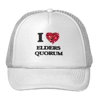 I love Elders Quorum Cap