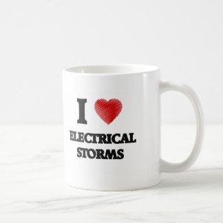 I love ELECTRICAL STORMS Coffee Mug