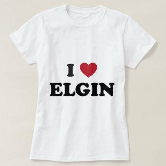 I Love Elgin Illinois T-Shirt