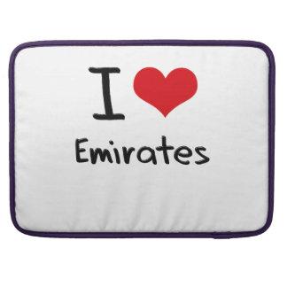 I love Emirates MacBook Pro Sleeves