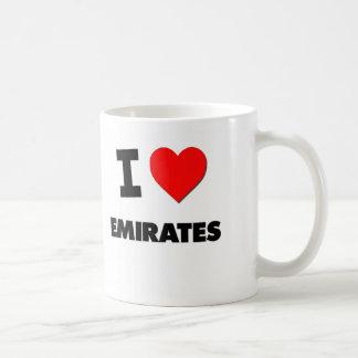 I love Emirates Coffee Mugs
