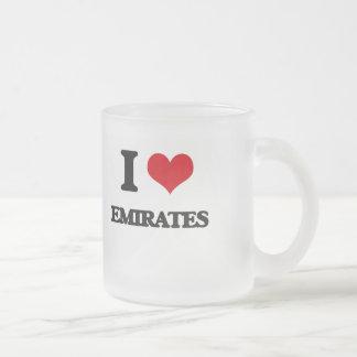I love EMIRATES Mug