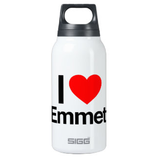 i love emmett 0.3 litre insulated SIGG thermos water bottle