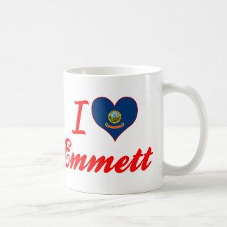 I Love Emmett, Idaho Mug
