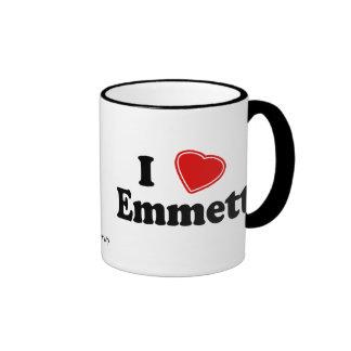 I Love Emmett Mug