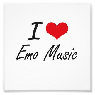 I Love EMO MUSIC Photo