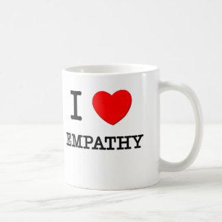 I love Empathy Coffee Mug