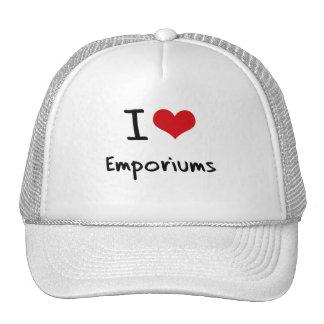 I love Emporiums Hat