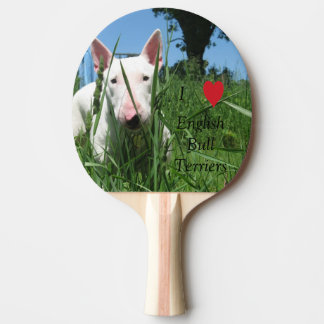 I Love English Bull Terriers