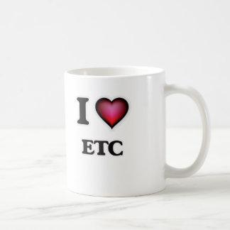 I love ETC Coffee Mug