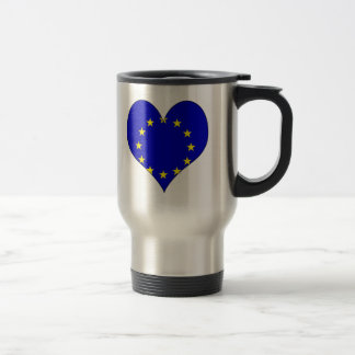 I Love Europa Mugs