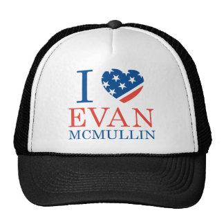I Love Evan McMullin Cap