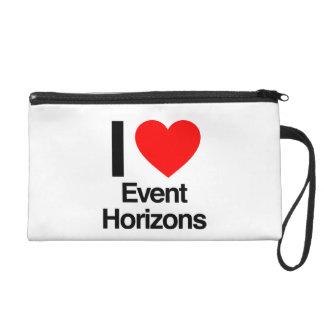 i love event horizons wristlet purse
