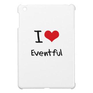 I love Eventful iPad Mini Cases